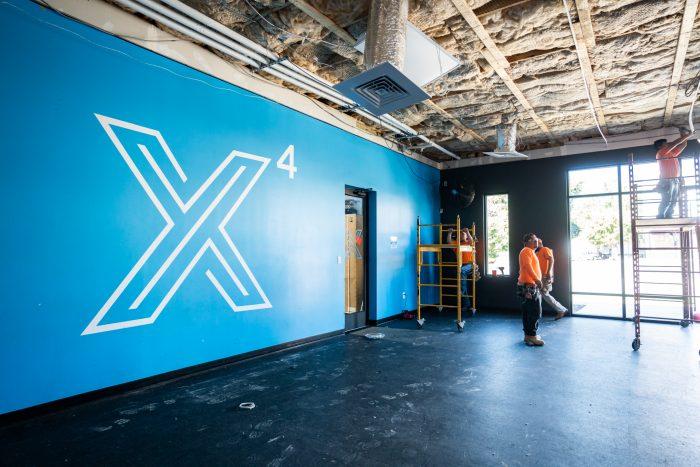 X⁴ Construction